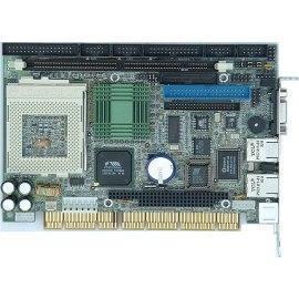 Socket370 Half-Size PISA CPU card with Audio and Dual LAN and LCD support. (Socket370 половинного размера PISA процессор карты с аудио-и Dual LAN-и ЖК-поддержки.)