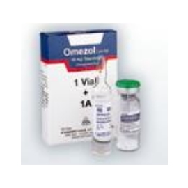 Omezol Injection Omeprazole 40mg