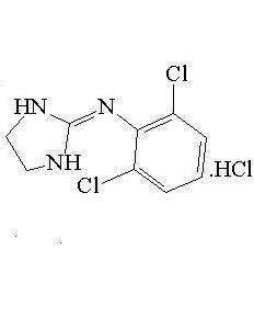 Clonidine HCl (Clonidine, chlorhydrate)
