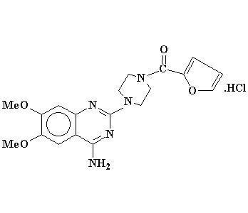 Prazosin Hydrchloride (Prazosin Hydrchloride)