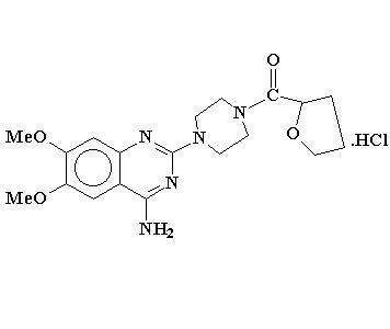 Terazosin Hydrochloride