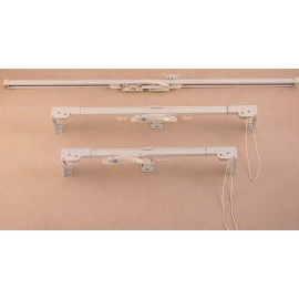 Extensible Curtain Rail,steel adjustable rod , cafe rod and finials (Extensible Curtain Rail, стали регулируемый стержень, стержень кафе и Finials)