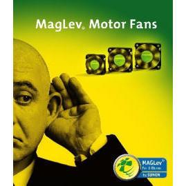 MagLev Motor Fan (MagLev Мотор вентилятора)
