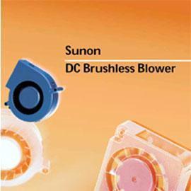 sunon dc brushless blower (SUNON постоянного тока воздуходувка)