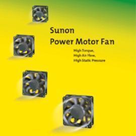 Sunon Power Motor Fan (Sunon мощность электродвигателя вентилятора)