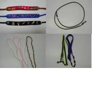 lens cleaning cloth, eyewear accessories, spectacle cords