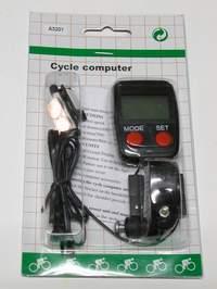 CYCLE COMPUTER (Велосипедным компьютером)