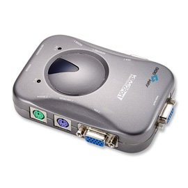 KVM Switch 2 Port (KVM Switch 2 порта)