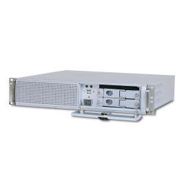 19`` 2U industrial rack-mount chassis