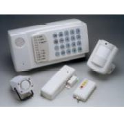 MIDGARD 7 Wireless Multiple Zone Security System