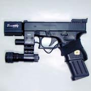 Gas type gun black (Тип газа черные пушки)