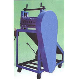 Scrap wire stripping machine (Лом проволоки декортикатора)