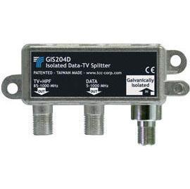 CATV-Isolated Data-TV Splitter for 5-65MHz (CATV-разрозненные данные ТВ-распределитель для 5-65MHz)