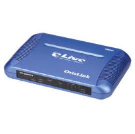 Multimedia VPN/Server Router