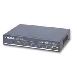 Voice over IP 2or 4 Port Gateway Router