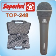 TOP-248 Supsercardioid Dynamic Microphone