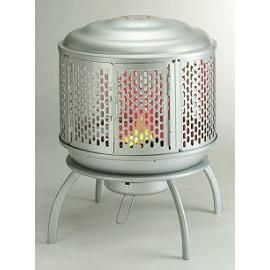 Round Outdoor Fireplace (Круглые Открытый камин)