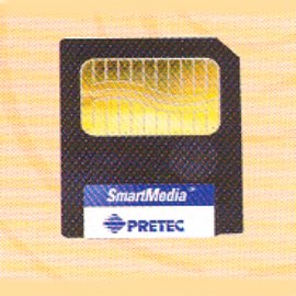 SMARTMEDIA tm CARD (SmartMedia TM CARD)