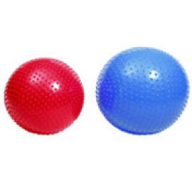 MASSAGE GYM BALL (МАССАЖ Гимнастический мяч)