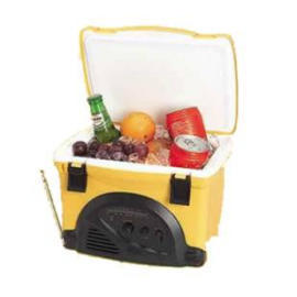 Mini Cooler Radio (Mini-Cooler Radio)