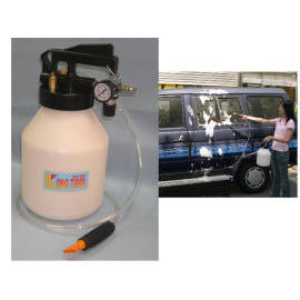Air Bubble Sprayer for Car Cleaning (to be used with Air Compressor) - Auto Repa