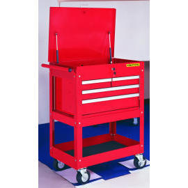 Trolley With 4 Drawers Heavy Duty - Auto Repair Tool