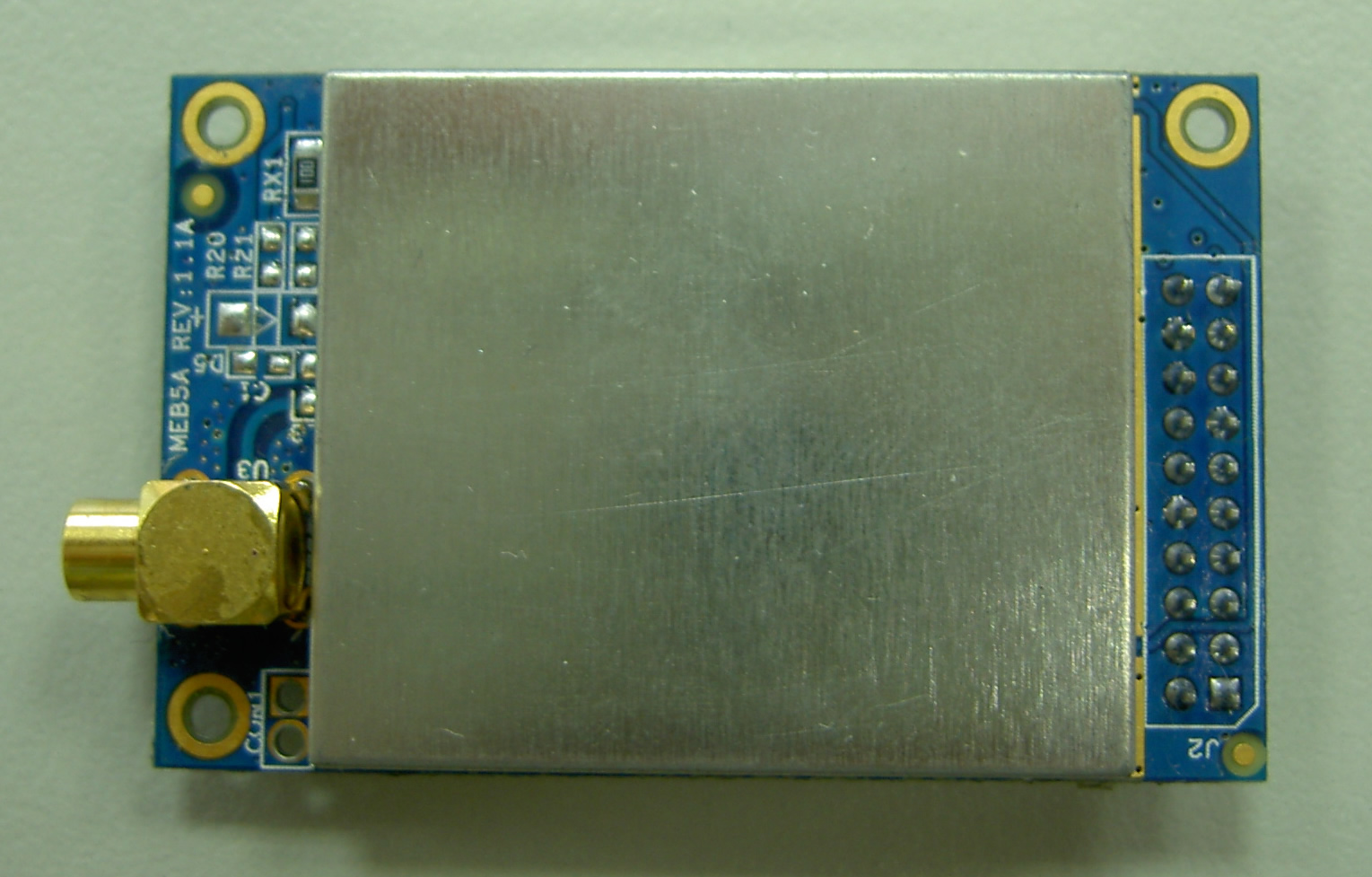GPS Engine Board