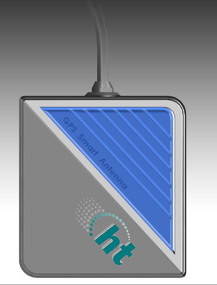 Compact GPS Receiver (Компактный GPS приемник)