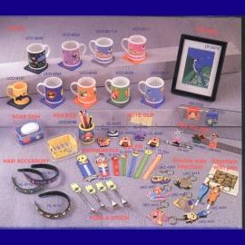 Badges and Plaques (Значки и таблички)