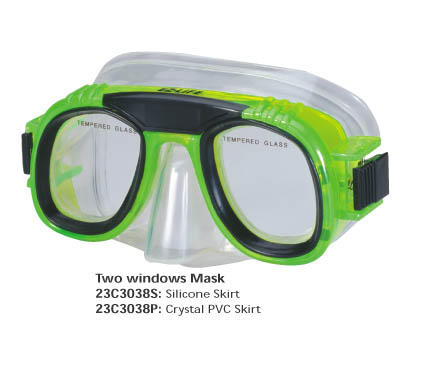 Two windows Mask