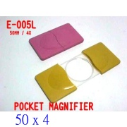Carrying Magnifier, Acrylic magnifier (Carrying Lupe, Acryl Lupe)