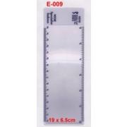 Bookmark magnifier, Fresnel Lenses (Закладка лупы, линзы Френеля)