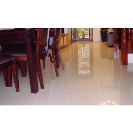 Stain preventive for polished pocelain tile