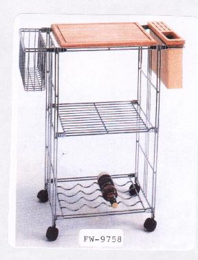 KITCHEN TROLLY top&Knif box