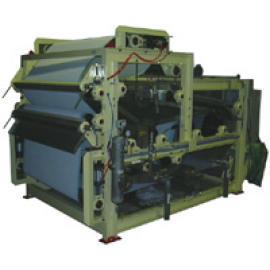 Double Belt Filter Press (Двухместные ленточные прессы)