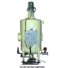 Up-Flow Rapid Filter (Up-flow быстрого фильтра)
