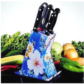acrylic houseware kitchenware Knife Set gift giftware tableware (акриловые кухонной посуды ножей подарочный набор сувениров посуда)