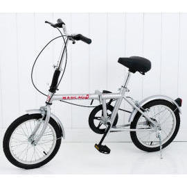 16``/20 Folding Bicycle