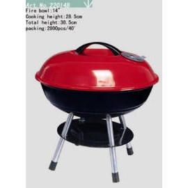 BBQ grill, 14``