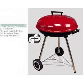 BBQ grill, 18``