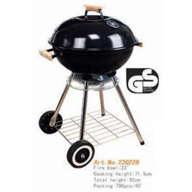 BBQ grill, 17``, 18`` or 22`` (Гриль-барбекю, 17``, 18``и 22``)
