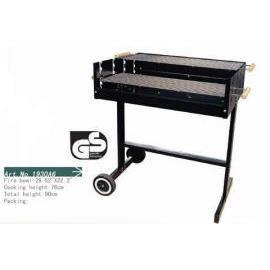 BBQ grill, 29.52`` x 22.2`` (Гриль-барбекю, 29,52 х 22,2````)