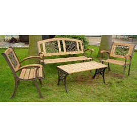 Park bench (Скамейка)