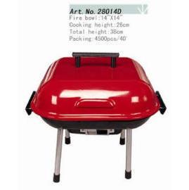 BBQ grill, 14`` x 14`` (Гриль-барбекю, 14``x 14``)