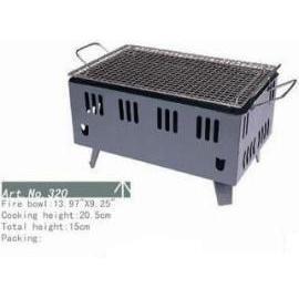 BBQ grill, 13.97`` x 9.25`` (Гриль-барбекю, 13,97 х 9,25````)