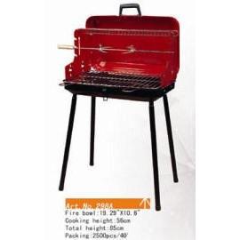 Portable BBQ Grill, 19,29``x 10,6`` (Portable BBQ Grill, 19,29``x 10,6``)