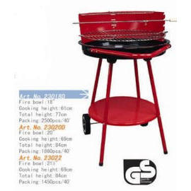 BBQ grill, 18``, 20`` or 22``