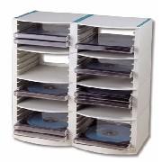 CD-ROM RACK (CD-ROM RACK)