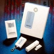 Wireless Burglar Alarm System, 6 Zones (Беспроводная система охранной сигнализации, 6 зон)