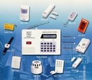 Wireless Security Alarm System, 66 Zones (Беспроводные системы безопасности, сигнализация, 66 зон)